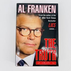 The Truth (with jokes), a book by Al Franken - GUC
